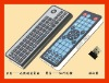 universal remote control keyboard google tv supplier