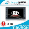 Sharing Digital Touch Screen Car GPS Navigation for Hyundai Tiburon