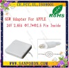 A/C Adapter For APPLE DC 24V DC 2.65A 7.7 2.5 Pin Inside