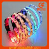 jewel light led flashing dog collar