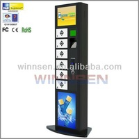 Coin Operated Charger, Cell Phone Charging Station