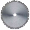 TCT saw blades for ferrous metals