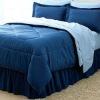 Solid Reversible Comforter