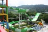 Water slide manufacture factory