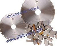 Diamond Segment For Natural Stone