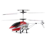 Remote Control Helicopter Gyro 2-Channel LED RC Helicopter with Speed Control