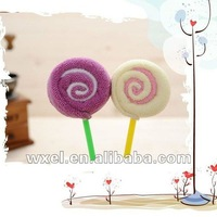 Sweet Lollipop Cake towel