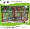 Outdoor fitness climbing rope/ New Outdoor Rope Course-Kids Adventure Climbing Games for theme park and FEC industry