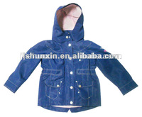 New trendy and lovely little kid's jacket