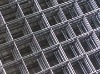 Galvanized steel wire welded mesh panel