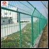 Galvanized & PVC Coated Wire Mesh Fence Panel