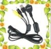 USB AV CABLE For SON. VMC-MD1 DSC-N1 DSC-N2 DSC-P100 Multi-Use Terminal Cable0 W220