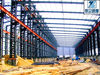 flexible cheap steel frame structure building
