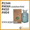 Gas de Refrigerante R134a, R410, R404