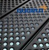 perforated sheet( we offer different hole pattern sheet with different material)