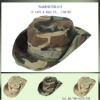 new outdoor wide brim camouflage bucket hat ccap-0619