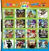 2012 newest 64G multi games built in 360 games