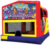 2012 Hot sale inflatable bounce house for sale(for kids)