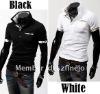 2012 New Casual Men's Stylish Slim Short Sleeve Shirts