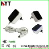 5v2A dual USB adapter for iphone ,ipad ,ipod