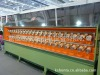 16-wire drawing machine