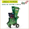 6.5HP B&S Engine Chipper Shredder Wood Shredder Wood Chipper Shredder