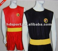 boxing wear,boxing uniform,gym wear,Sanda tops and shorts