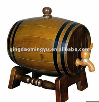 Beer barrel-wooden