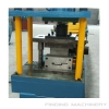 YX118.5 roll shutter door forming machine