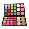 Professional 44 Color Make up Set (eyeshadow+blusher+lipgloss+concealer+face powder) all in one set, very pigment!!