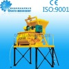 self loading JS500 concrete mixer for construction