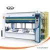 Heavy duty wood machine hot press AU48Ax100-1
