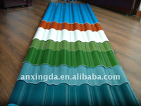 High Quality prepainted galvanized corrugated sheet