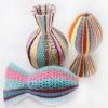 Free Shipping Summer vase hat magicaf paper hat sunbonnet