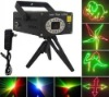 7 colors anime mini laser party stage lighting(with SD card)