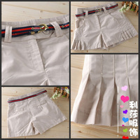 Japan style lady short pant