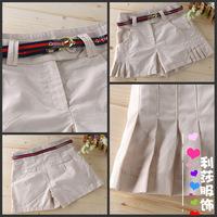 Japan style lady short pant