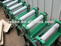 Electrical comb foundation machine/ beeswax machine