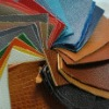 genuine cow drum dyed lining leathers