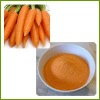 carrot powder, fruit powder
