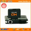 night vision car black box camera with motion detect, radar