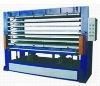 HZ-80 Multiply Security Door Hot Press Gluing Machine