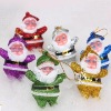 Christmas Father Christmas Tree Ornaments Santa Claus Pendant