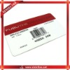 the customized id information barcode labels for various garments