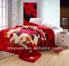 100% polyester raschel mink blankets china manufacturer
