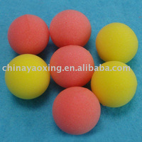 sponge rubber balls manufacturer in Yiwu China