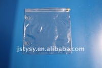 plastic pvc card bag