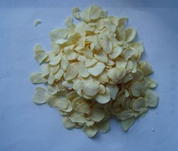 air-dried garlic flake