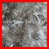 Acrylic/Polyester Wolf Like Tip-Dyed Fake Fur
