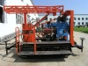 GSD-250 Crawler Drilling rig for 250m deep